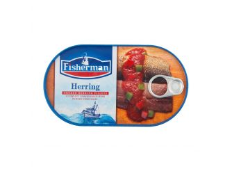 Fisherman Smoked Herring in Tomato Sauce