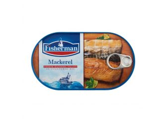 Fisherman Mackerel fillet in Vegetable Oil
