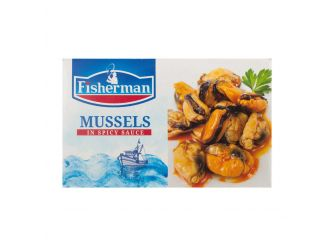 Fisherman Mussels in Spicy Sauce