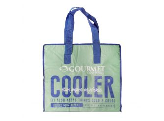 Gourmet Woven Insulated Bag