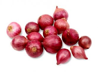 Organic Red Baby Onions, Jana Farms