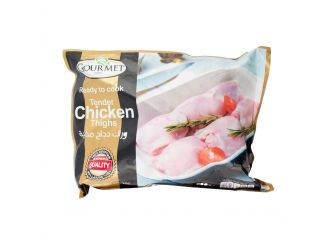 Gourmet Frozen Chicken Thighs