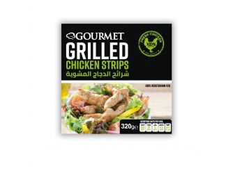 Gourmet Frozen Grilled Chicken Strips