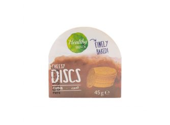 Healthy Snack Cheesy Cumin Disc