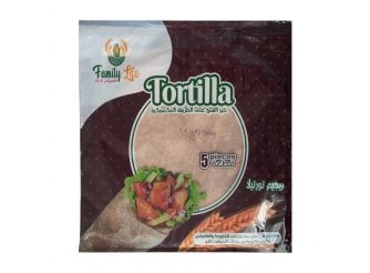 Family Life Whole Wheat Tortilla
