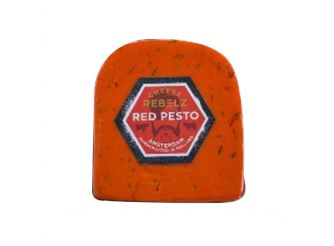 Rebelz Gouda Red Pesto Cheese