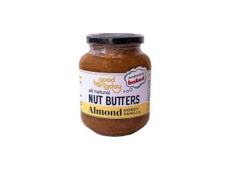 Be Good Today All Natural Almond Vanilla Honey Butter