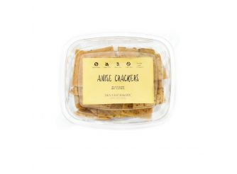 Sea Salt Bakery Gluten Free Anise Crackers