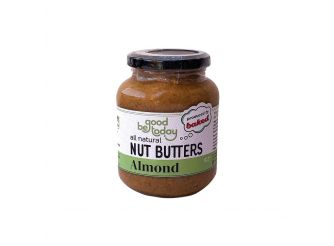 Be Good Today All Natural Almond Butter