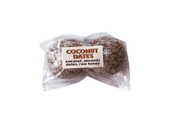 Be Good Today Gluten & Dairy Free Coconut Date Mini Energy Balls