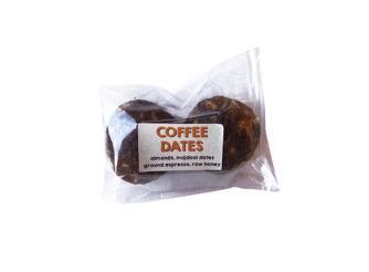 Be Good Today Gluten & Dairy Free Coffee Date Mini Energy Balls