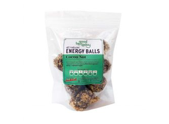Be Good Today Gluten & Dairy Free Cocoa Nut Energy Balls