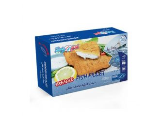 Tasty-Fish Breaded Fish Fillet