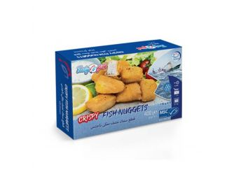 Tasty-Fish Crispy Fish Nuggets