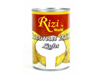 Rizi Coconut Milk Light