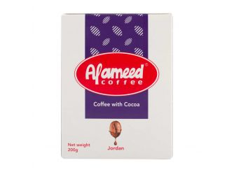 Al Ameed Coffee with Cocoa
