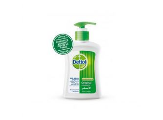Dettol Original Anti-Bacterial Liquid Hand Wash