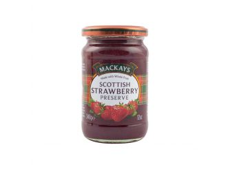 Mackays Scottish Strawberry Jam