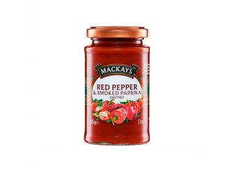 Mackays Red Pepper & Smoked Paprika Chutney