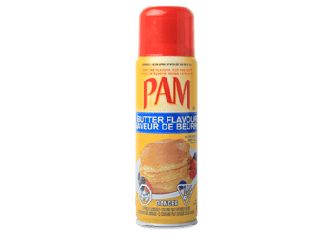 Pam Butter Flavour Spray