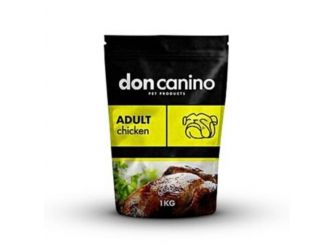 Don Canino Junior Dry Dog Food with Chicken
