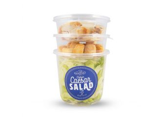 Gourmet Chicken Caesar Salad