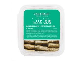 Gourmet Oriental Frozen Stuffed Vine Leaves with Meat
