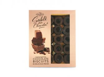 Gourmet Chocolate Sable