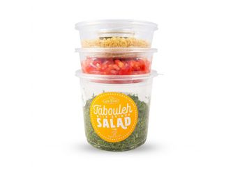 Gourmet Fresh Taboula Salad with Quinoa