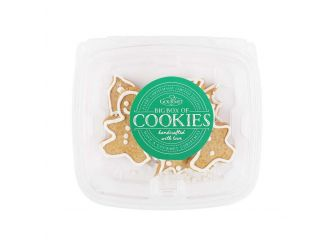 Gourmet Ginger Speculoos Christmas Cookie Box