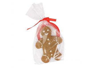 Gourmet Gingerbread Man Cookie (Lebkuchen)