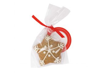 Gourmet Gingerbread Christmas Star