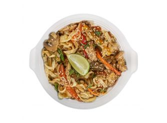 Gourmet Chicken Stir-Fry Go Bowl