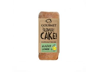 Gourmet Loves Cake Glazed Lemon Cake