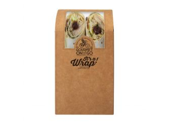 Gourmet Roasted Turkey & Cranberry Wrap