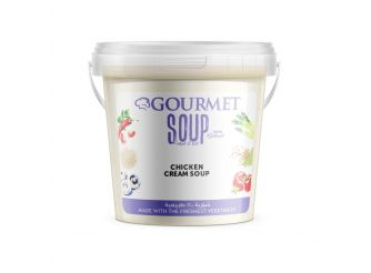 Gourmet Fresh Chicken Cream Soup