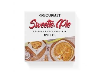 Gourmet Frozen Apple Pie
