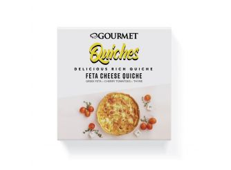 Greek Feta Quiche