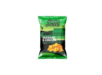 Soul Wasabi & Ginger Chips