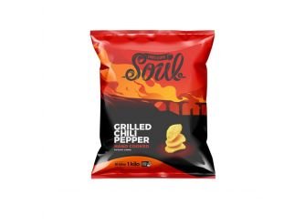 Soul Grilled Chili Pepper Chips