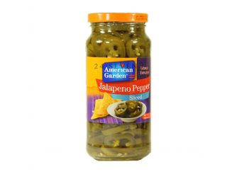 American Garden Sliced Jalapeno Peppers