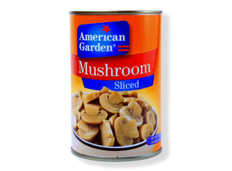 American Garden Sliced Mushrooms