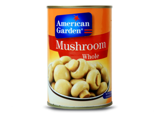 American Garden Whole Mushrooms
