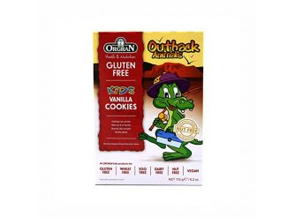Outgran Outback Animals Vanilla Cookies