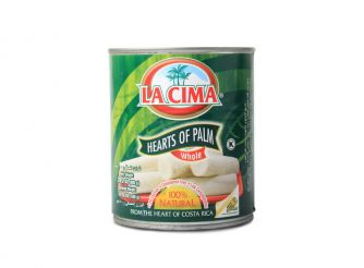 La Cima Whole Palm Hearts