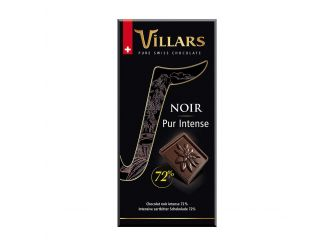 Villars Swiss Dark Chocolate 72%