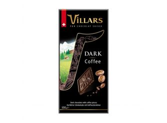 Villars Dark Coffee Chocolate