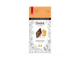 Villars Dark Chocolate with Orange