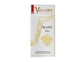 Villars White Chocolate