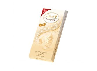 Lindt Lindor White Singles Chocolate